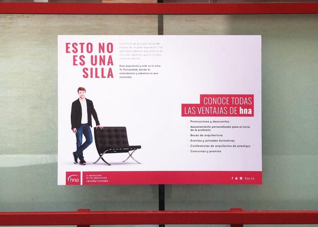 Producción y montaje de vinilos impresos en Sevilla
