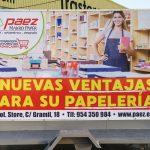 Impresión de vinilos para Remolques PAEZ