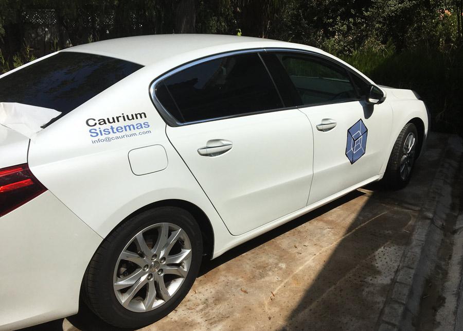 Vehículos Rotulados Caurium