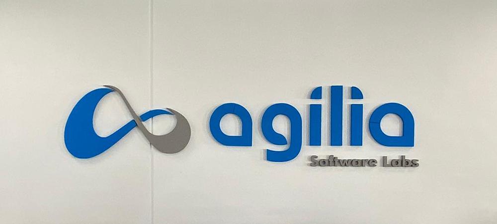 Rotulación corporativa para Agilia