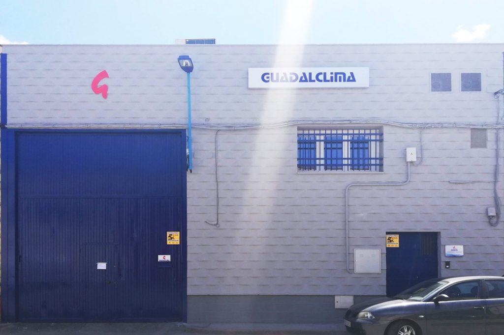 Rotulación Exterior Guadalclima