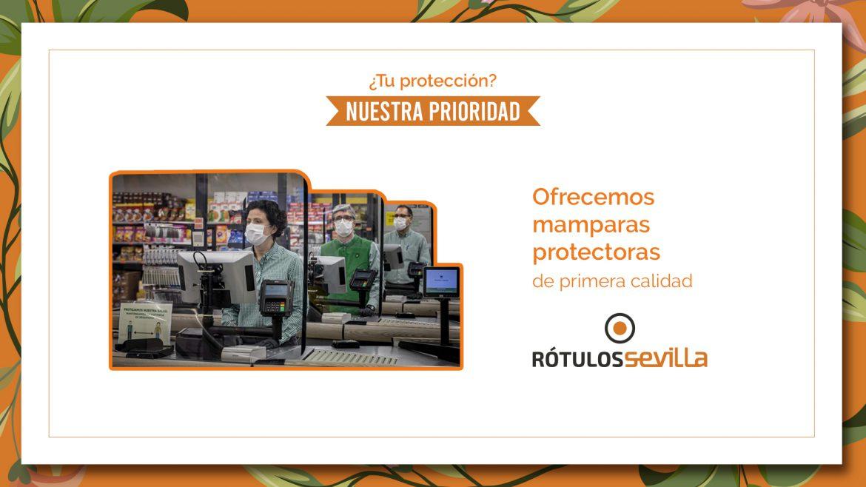 Rotulos Sevilla - Mamparas